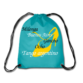 Argentine Tango dance shoe bags and t-shirts